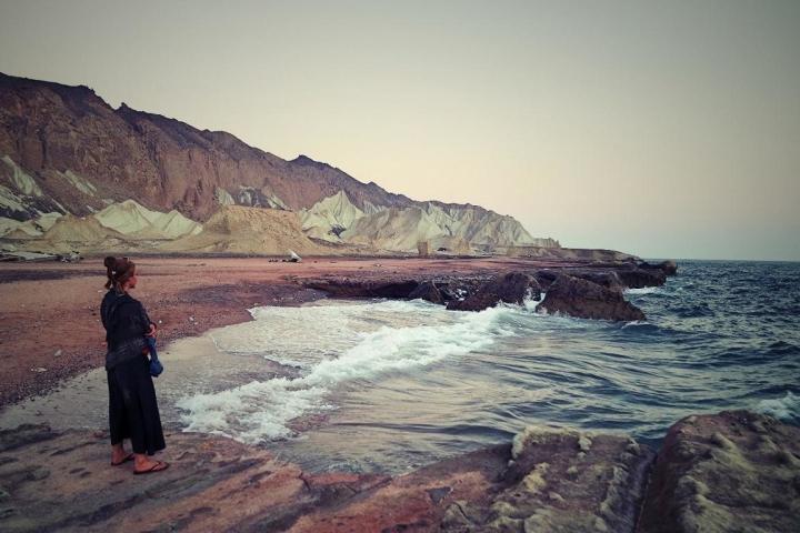 Hormuz Island Beach