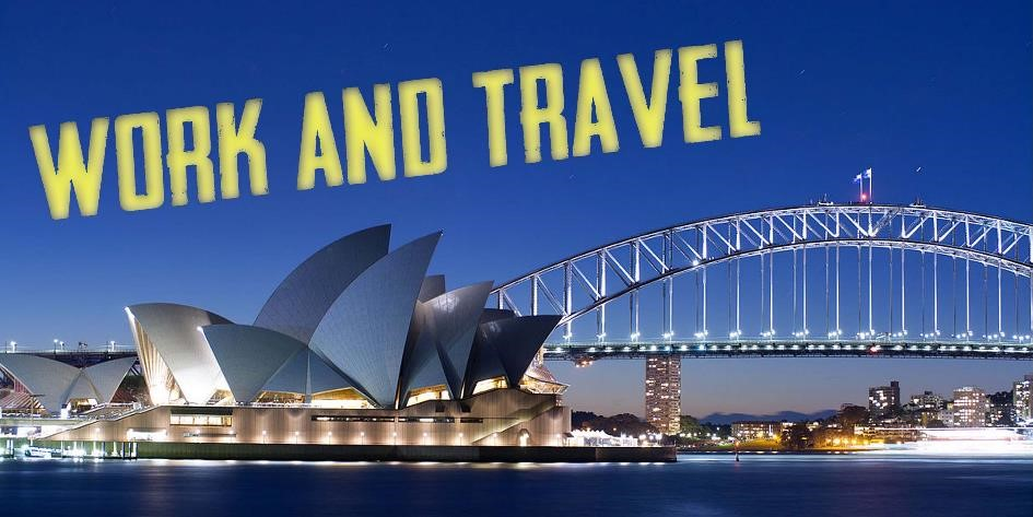 Work & Travel Opera House Sydney