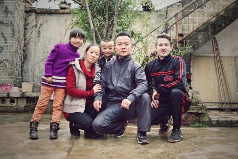 Kung Fu Familie