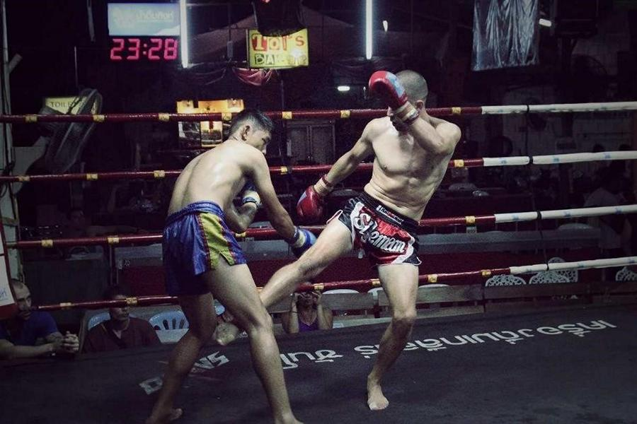 Low Kick Chiang Mai