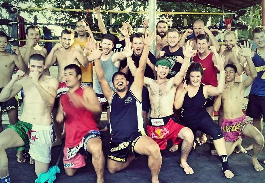 Muay Thai Pai