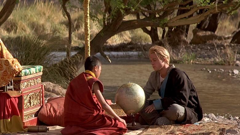 7 jahre in tibet