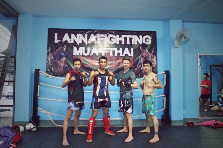 Lanna Fighting Chiang Rai
