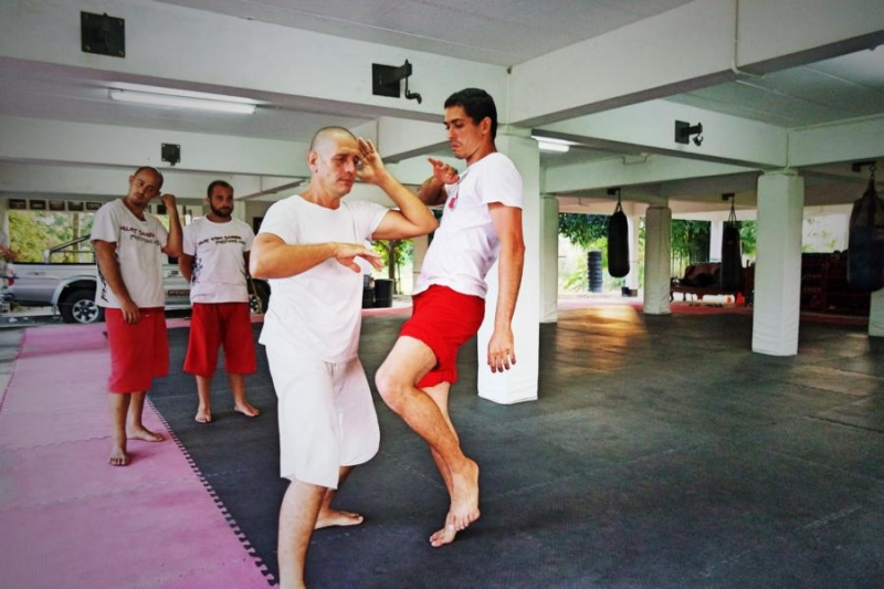 Internal Arts Muay Thai Sangha