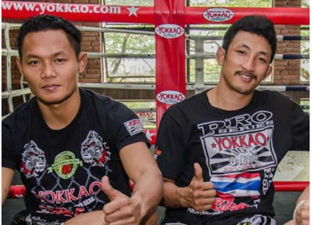 Pakorn and Saenchai