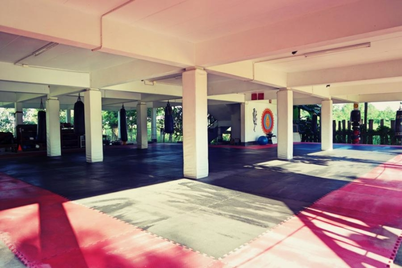 Muay Thai Sangha Schule