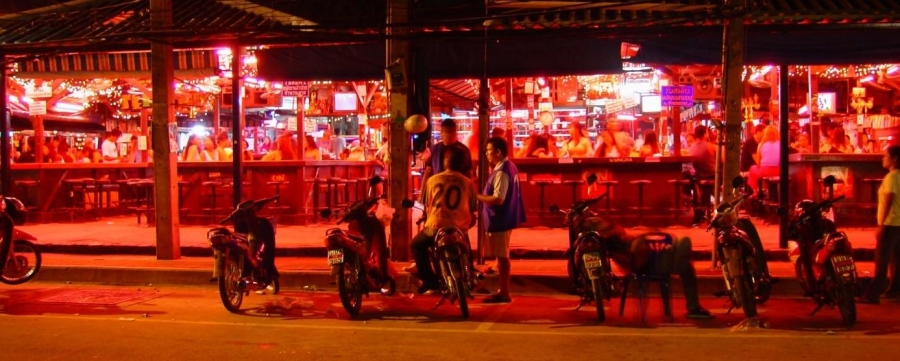 Red Light Thailand