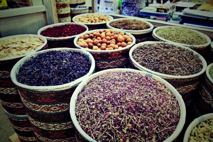 Bazar in Täbriz