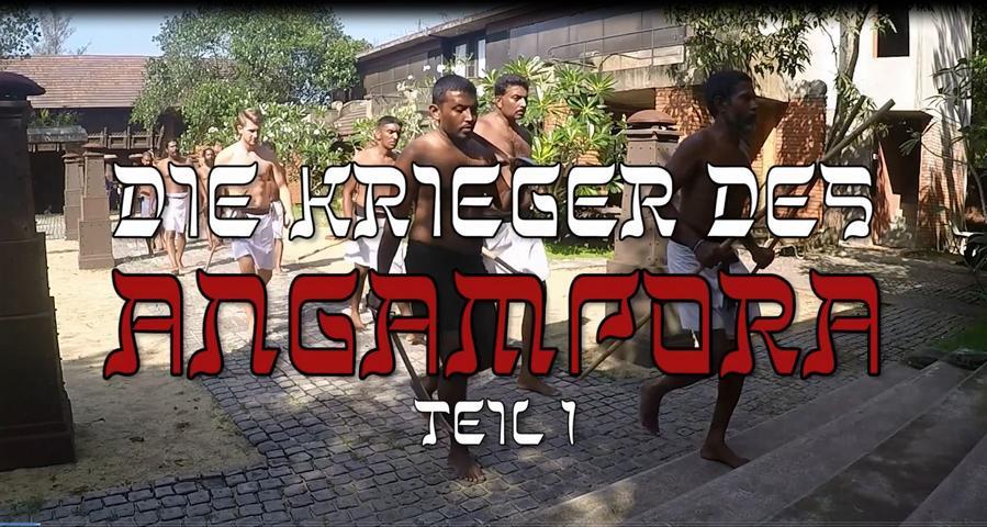 Die Krieger des Angampora