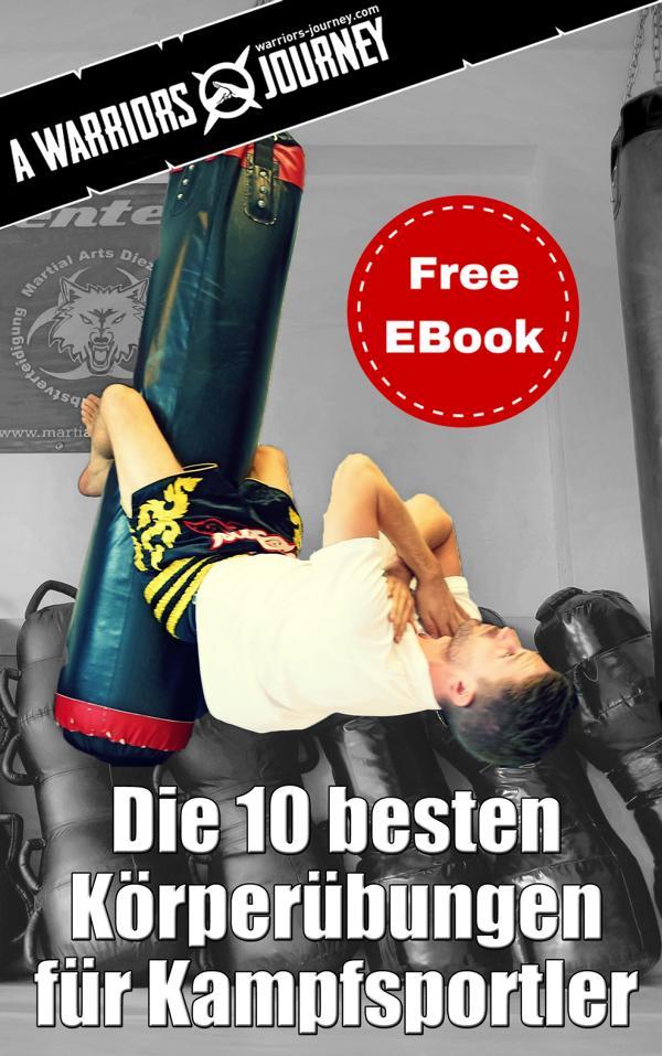 Die 10 besten Körperübungen für Kampfsportler E-Book