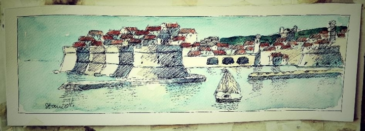 dubrovink drawing