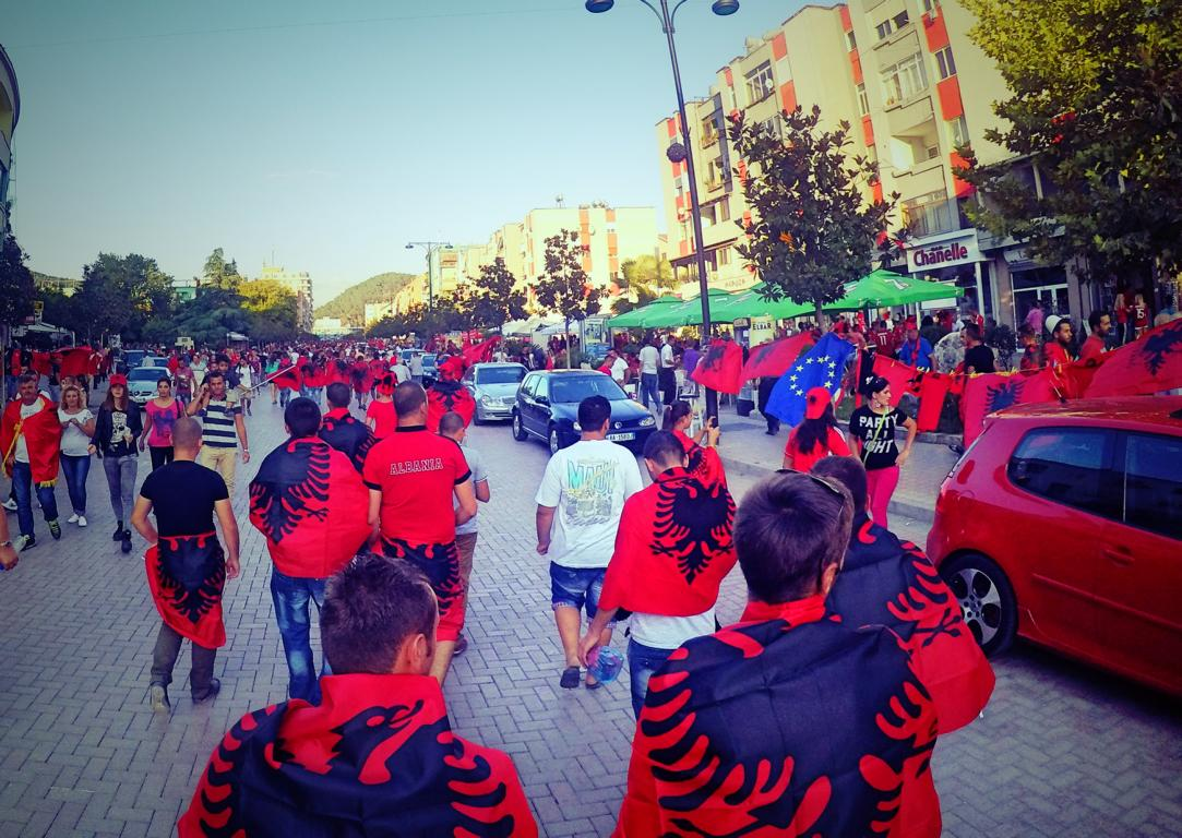 Elbasan Fußball