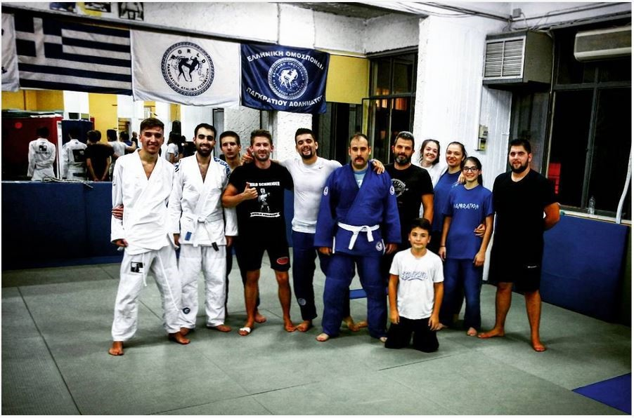 Lamia Koutras Pankration Gym