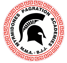 Myrmidones Pankration Logo