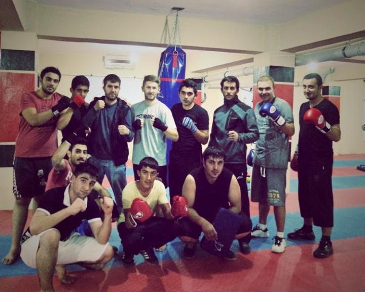 Kickboxen Dogubayazit
